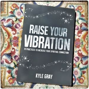 """Raise Your Vibes"" daily connection book"